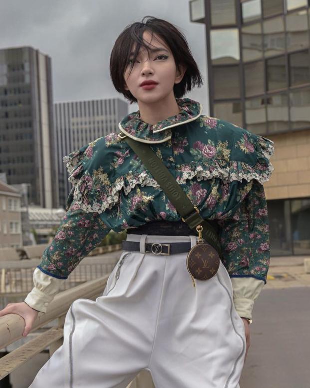 Châu Bùi và hành trình trở thành Forbes 30 Under 30 châu Á: Cao 1m58 vẫn mơ ước làm fashionista, 23 tuổi đã có trong tay nhà 4 tỷ VNĐ  - Ảnh 1.