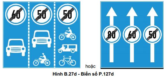 Từ 1/11: Những biển báo giao thông mới tinh này sẽ bắt đầu có hiệu lực, lái xe nào cũng phải biết 21