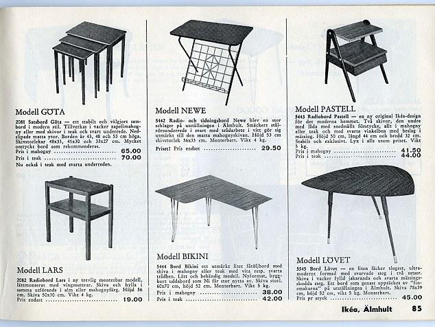 IKEA từng đi bán diêm và các đồ gia dụng giá rẻ