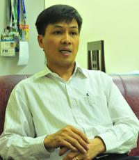 Ông Đinh Ngọc Đức, Vụ trưởng Thị trường Tổng cục Du lịch Việt Nam.