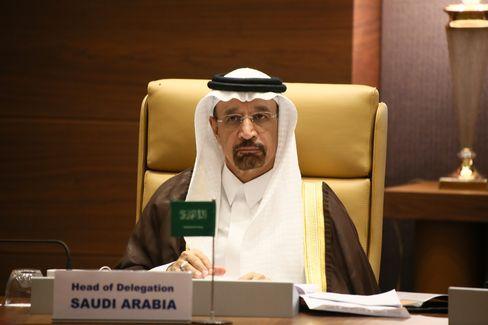ông Khalid Al-Falih