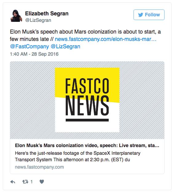 Elon Musk lại đến muộn trong sự kiện của chính mình.