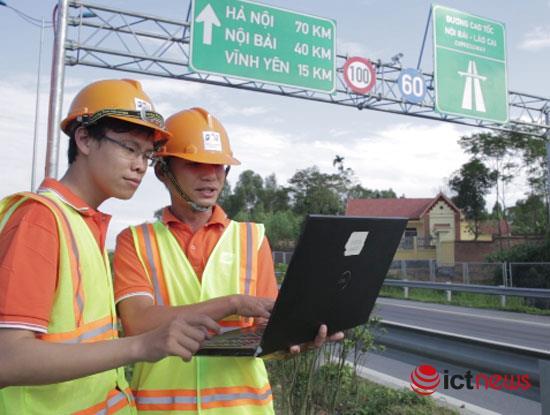 Hệ thống giám sát và xử lý vi phạm trật tự an toàn giao thông bằng hình ảnh, triển khai thí điểm trên tuyến cao tốc Nội Bài - Lào Cai, đoạn Nội Bài - Phú Thọ bao gồm 58camera giám sát, xử lý vi phạm trật tự an toàn giao thông.