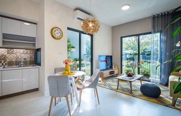 Đầu tư căn hộ cho thuê đang hấp dẫn người mua nhà