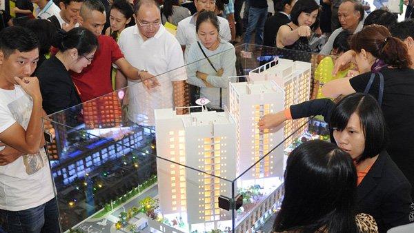 Nguồn cung căn hộ trên thị trường tăng mạnh