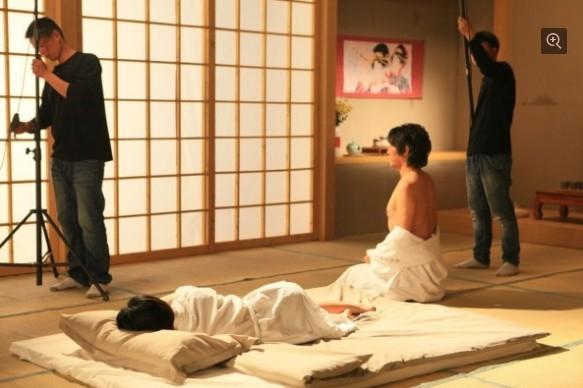 Ngành phim cấp 3 Nhật đang thiếu diễn viên nam.