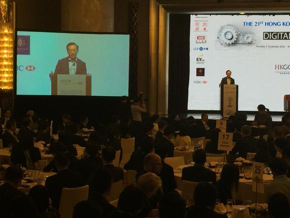 Ông Joseph Tsai, phó chủ tịch tập đoàn Alibaba