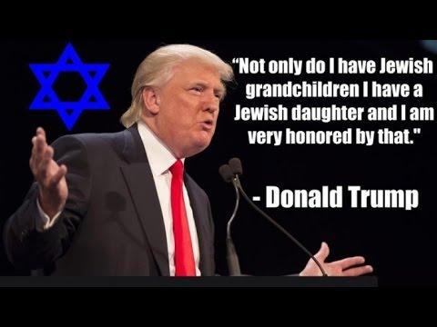 Tôi không chỉ có những đứa cháu là người Do Thái mà con gái tôi hiện giờ cũng là người Do Thái và tôi tự hào về điều đó- Donald Trump.