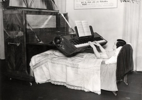 Đàn piano dành cho người lười