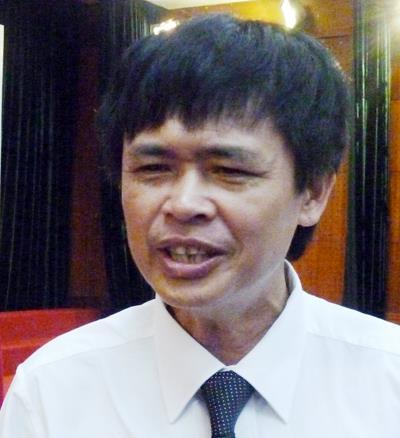 Ông Nguyễn Bá Minh, Vụ trưởng Vụ Giáo dục Mầm non, Bộ GD-ĐT.