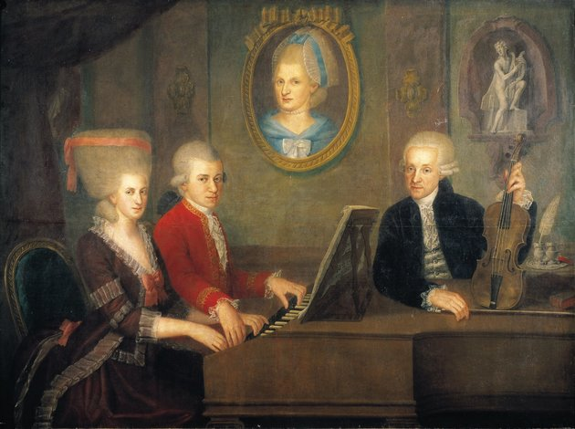 Không phải Mozart, đây mới chính là thiên tài đứng sau những tác phẩm nghệ thuật kinh điển của ông? - Ảnh 2.
