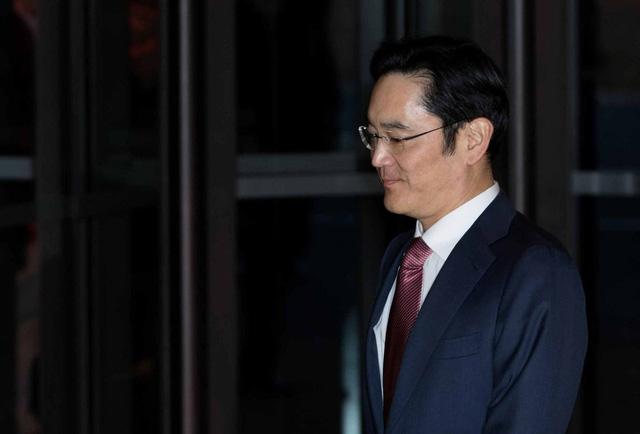 Người thừa kế đế chế Samsung Jay Y. Lee