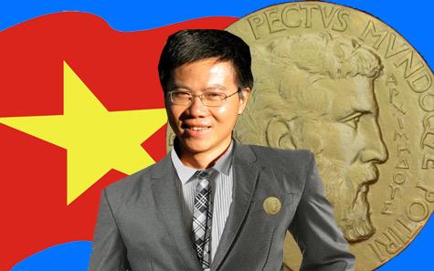 Giáo sư toán học Ngô Bảo Châu