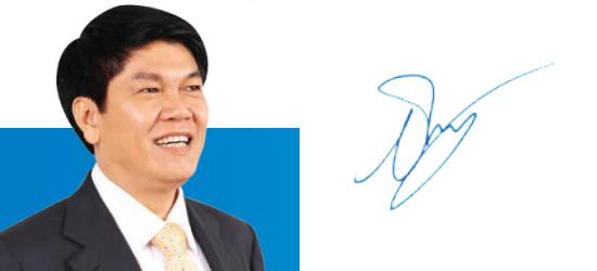 Những tỷ phú giàu nhất Việt Nam ký tên thế nào? - Ảnh 3.