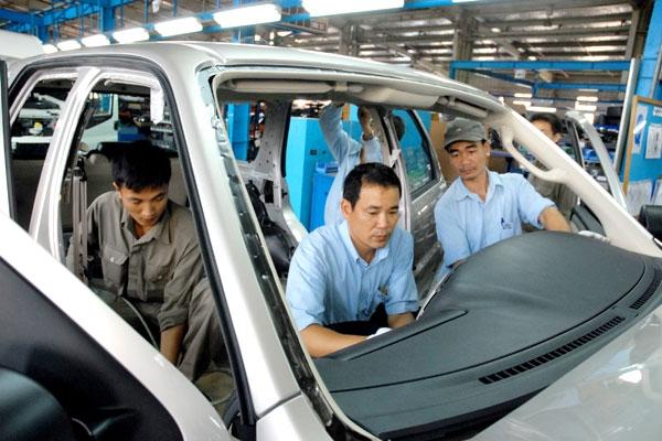 Phát triển công nghiệp ô tô là lợi ích của cả quốc gia - Ảnh 1.
