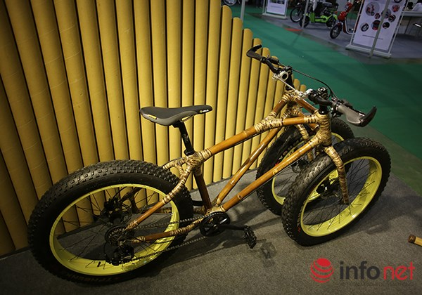 Tham gia Triển lãm có rất nhiều hãng xe đạp của Việt Nam và quốc tế đưa sản phẩm đến trưng bày, giới thiệu.