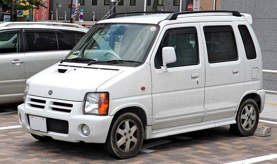 Suzuki Wagon không đẹp nhưng ít hỏng vặt.