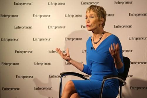 Nhà đầu tư Barbara Corcoran