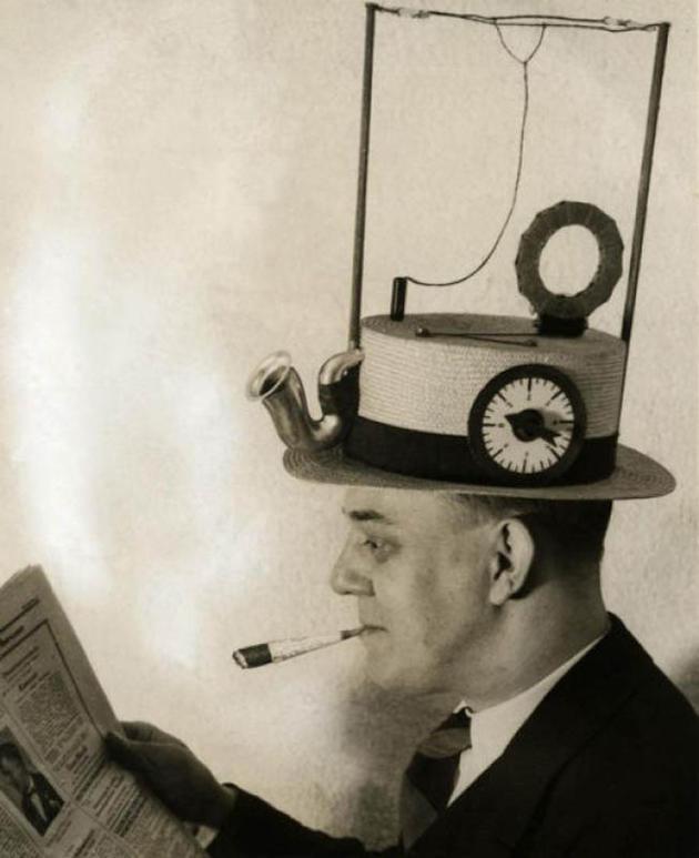 Mũ Radio