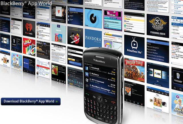 Khi BlackBerry ra mắt chợ ứng dụng thì người dùng iPhone đã kịp mang lại cho App Store 1 tỷ lượt tải.