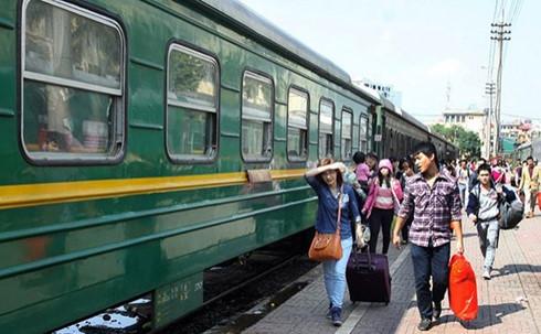 Mong tất cả các chuyến tàu đều là những chuyến tàu vui cho cả lái tàu và hành khách.