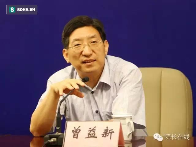 Ông Tăng Ích Tân, Viện sĩ Viện Khoa học Trung Quốc, Giám đốc Bệnh viện Bắc Kinh (TQ)