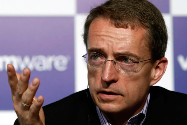 Pat Gelsinger, CEO của VMWare.