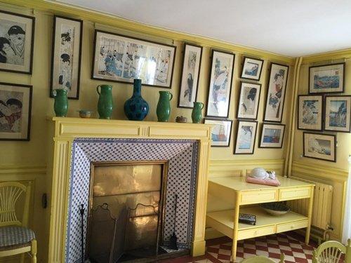 Nhà của danh hoạ Monet