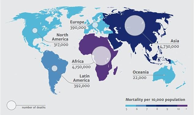 Năm 2050, sẽ có khoảng 10 triệu người chết vì kháng kháng sinh nếu chúng ta không hành động từ bây giờ