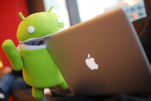 Muốn chống lại Android không phải chuyện dễ dàng.