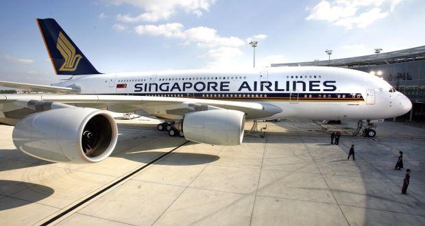 Singapore Airlines - một trong những hãng hàng không cấm sử dụng hoặc sạc Note7 trong khi bay.