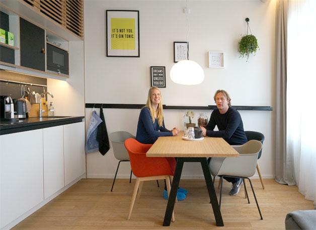 Căn hộ khép kín độc đáo này là một trong chuỗi các căn hộ được cho thuê của khách sạn Zoku (Hà Lan). Với thiết kế thông minh sáng tạo rất đáng để chúng ta học tập và áp dụng.