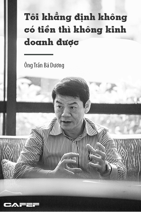 Doanh nhân Trần Bá Dương: Chúng ta đang mải cuốn theo phong trào mà quên mất giá trị cốt lõi của Khởi nghiệp - Ảnh 10.