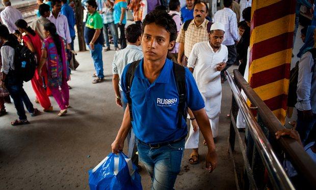 Sự bận rộn của thành phố Mumbai đang tạo ra những cơ hội mới cho các dự án khởi nghiệp như Husssh để giải quyết các khoảng trống về dịch vụ.
