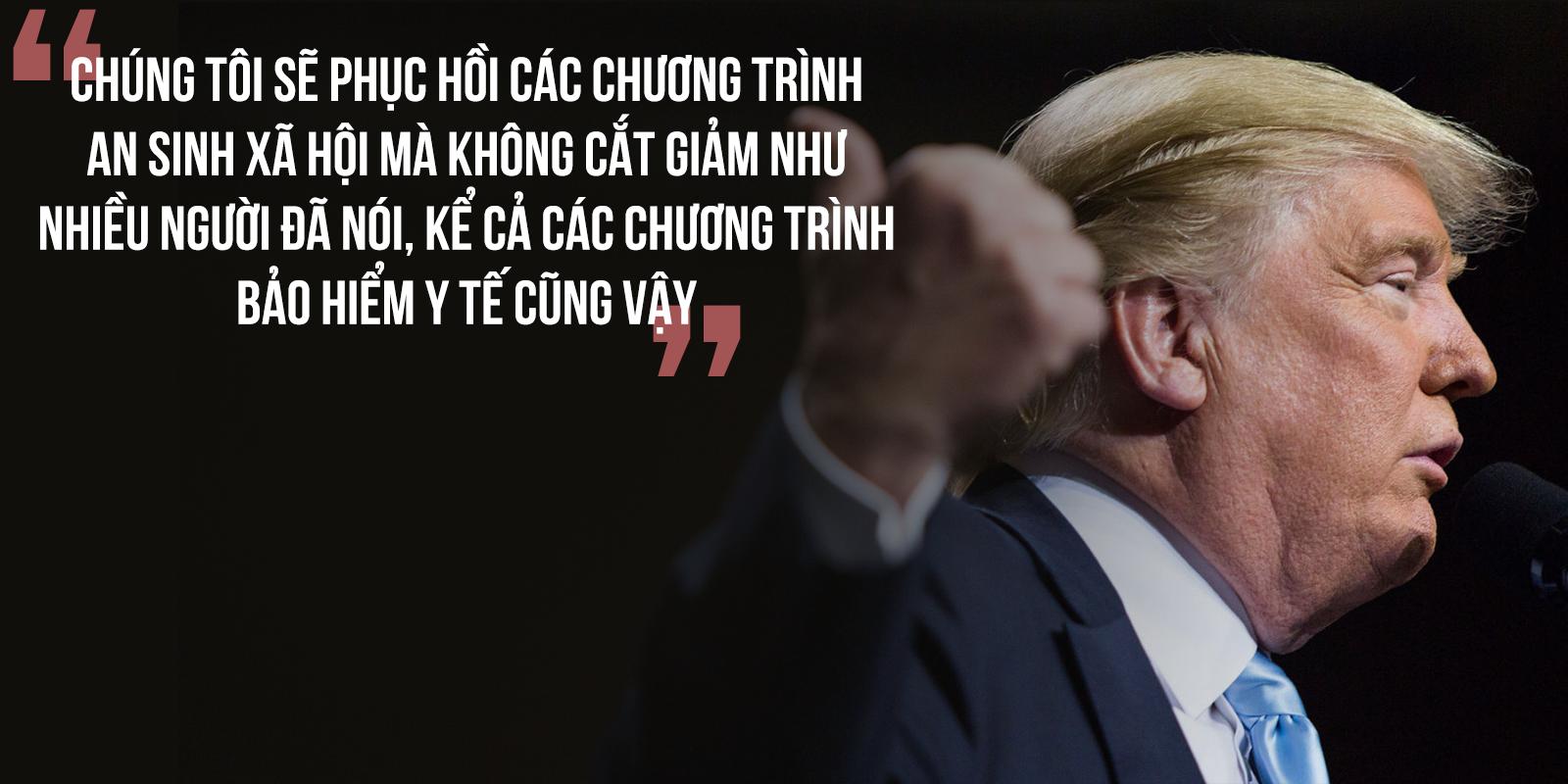 Dự thảo chính sách kinh tế của Tổng thống Mỹ thứ 45 Donald Trump - Ảnh 8.