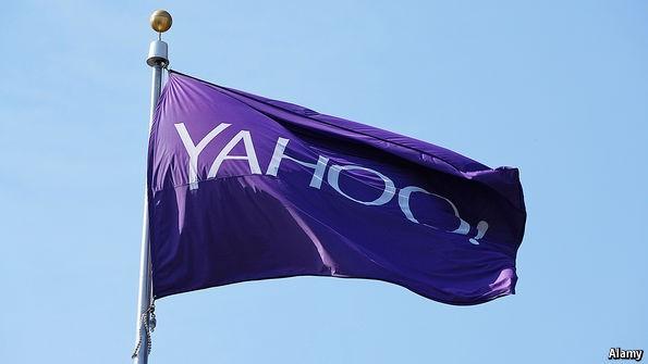 Yahoo. Ảnh: Economist