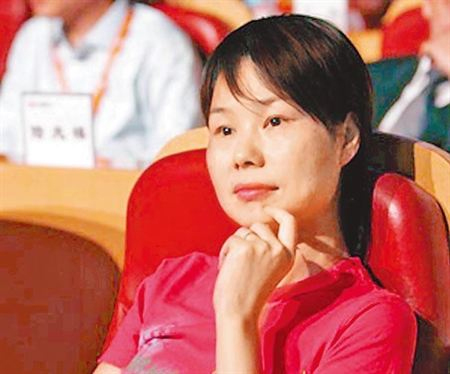 Bà Zhang Ying, vợ Jack Ma.
