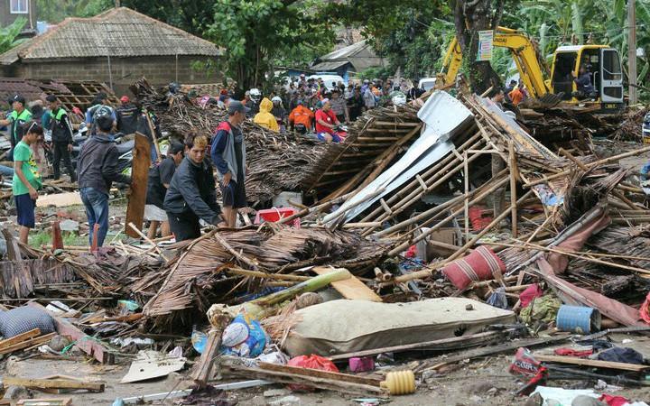 Ông Trump cho đóng cửa chính phủ, cơ quan khảo sát địa chất Mỹ không thể đưa ra cảnh báo khiến thảm họa sóng thần Indonesia vừa trải qua càng thêm khủng khiếp