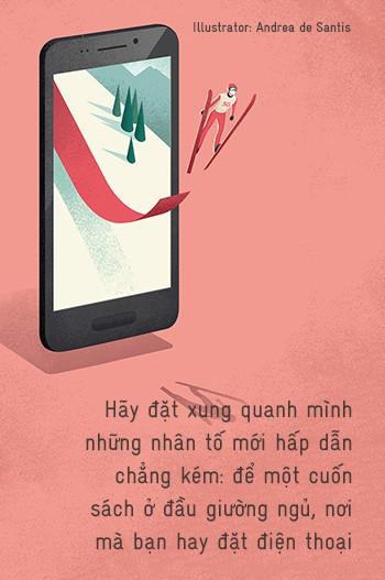 Một chiếc smartphone lấy đi của bạn bao nhiêu phần trăm cuộc đời? Và muốn thoát khỏi nó, có khó không? - Ảnh 7.