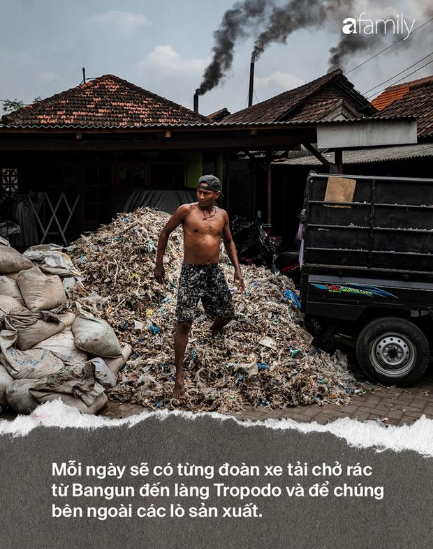 Đậu phụ nhiễm độc ở Indonesia: Món ăn rẻ tiền được sản xuất từ rác thải nhựa của Mỹ chứa hóa chất gây chết người khiến ai cũng rùng mình - Ảnh 2.