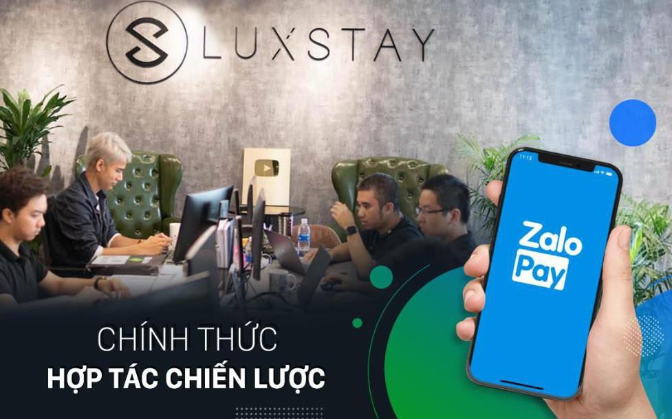 Zalopay và Luxstay hợp tác triển khai dịch vụ đặt và thanh toán homestay