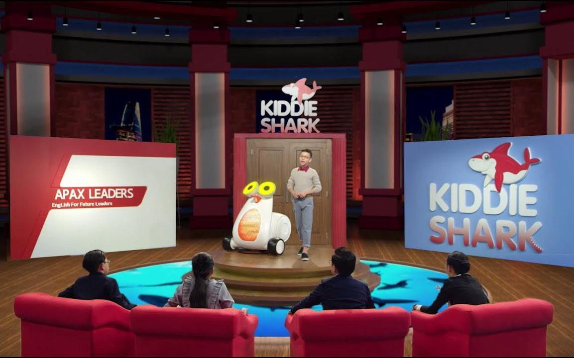 Kiddie Shark gây bất ngờ với dàn Mentors Xuân Bắc, Midu, Ngô Kiến Huy, Host là MC đình đám của Confetti Vietnam một thuở
