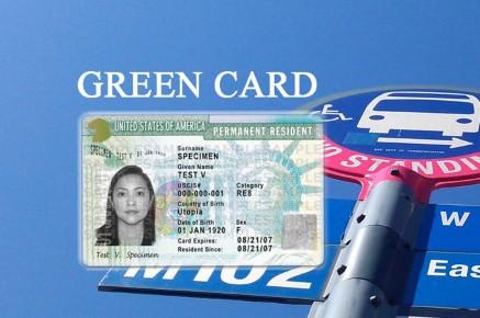Một trường hợp được cấp thẻ xanh định cư ở Mỹ được công ty tư vấn quảng cáo.