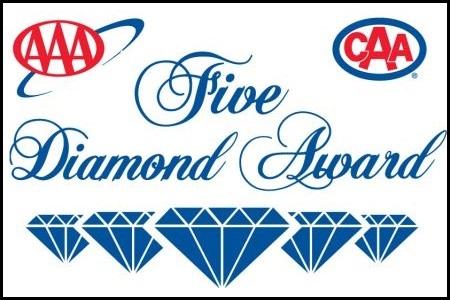 Hệ thống kim cương của các khách sạn Mỹ