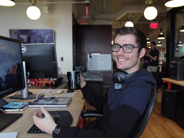 Jobert Abma, đồng sáng lập HackerOne