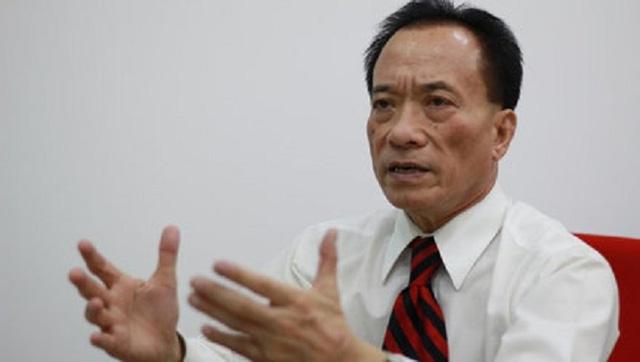 Chuyên gia tài chính Nguyễn Trí Hiếu.
