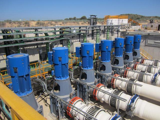 Hệ thống xử lý nước biển tiên tiến giúp quốc gia này đảm bảo nguồn nước ngọt cho sinh hoạt và nông nghiệp