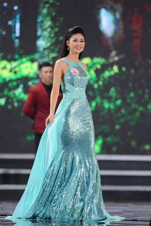 Á hậu Ngô Thanh Thanh Tú.