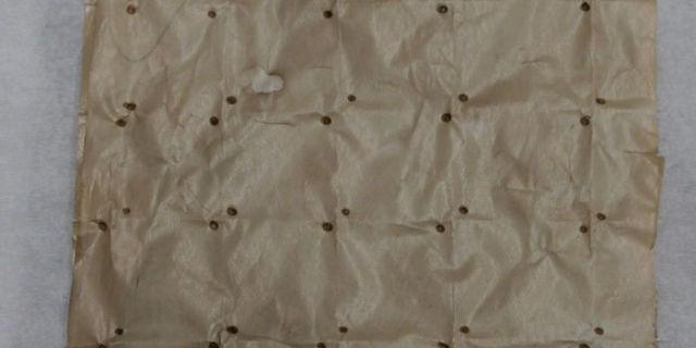 Loại vải với kết cấu từ nhựa dẻo