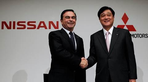 Nissan thâu tóm 34% và nắm quyền điều hành Mitsubishi. Ảnh minh họa: Reuster